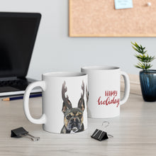 Load image into Gallery viewer, Holiday Pups Mug - XCII Brothers