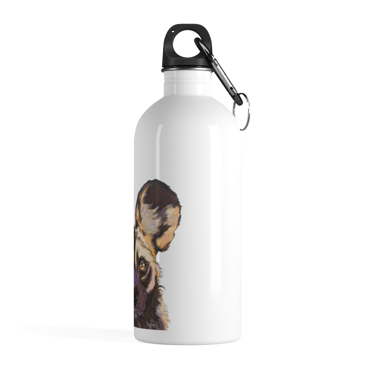 Willis the Wild Dog Stainless Steel Water Bottle