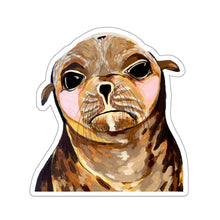 Load image into Gallery viewer, Gary the Seal Kiss-Cut Sticker