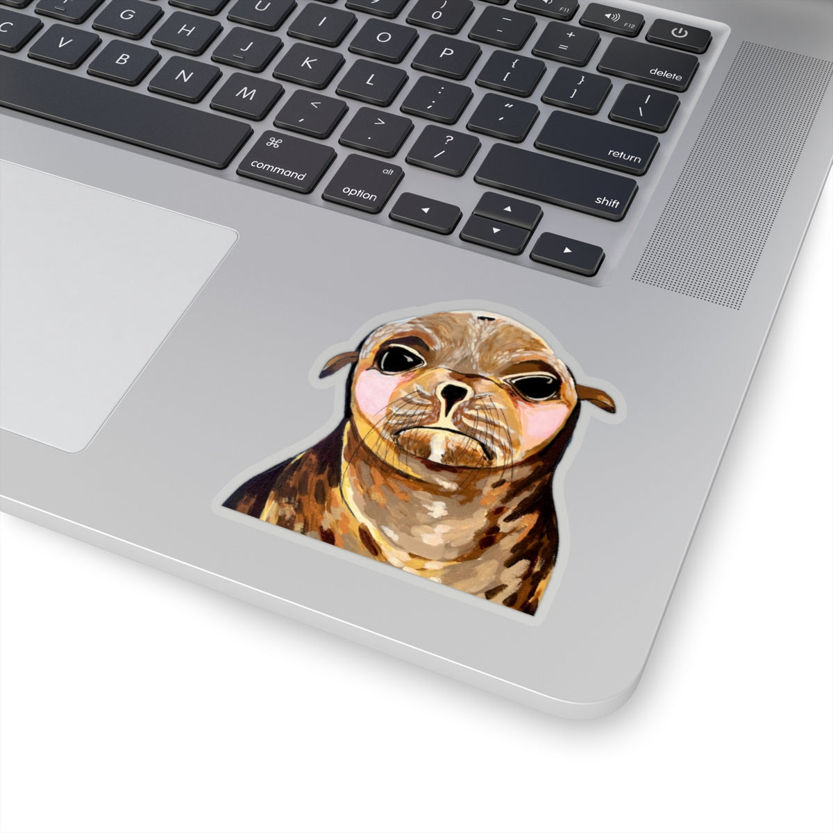 Gary the Seal Kiss-Cut Sticker