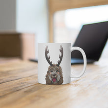 Load image into Gallery viewer, Holiday Pups Mug - Doodle