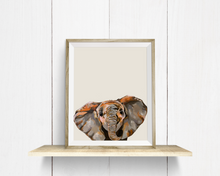 Load image into Gallery viewer, Elle the Elephant