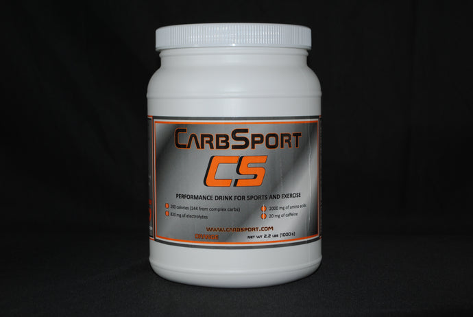CarbSport Orange