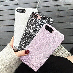 Phone Cases For iphone 7 6 6s Plus Case Glitter Bling Snake Scales Laser Cases Fashion Shining Colorful Cover Luxury Soft Capa