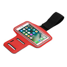 Powstro Phone Holder Case For iphone 6 6s i6 Samsung Gymnasium Activities Accessories Phone Pouch Cover Arm Band Phone Bag