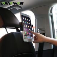 Universal Car Headrest Phone Tablet Mount Stand Bracket 360 Degree Rotation Back Seat Holder for iPad Tablet Phone