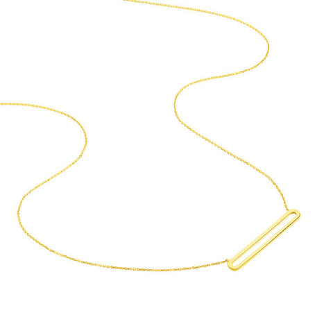 Collier SO CHIC en or 18 carats