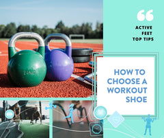 How to choose a workout shoe - which shoe do you need for your workout?