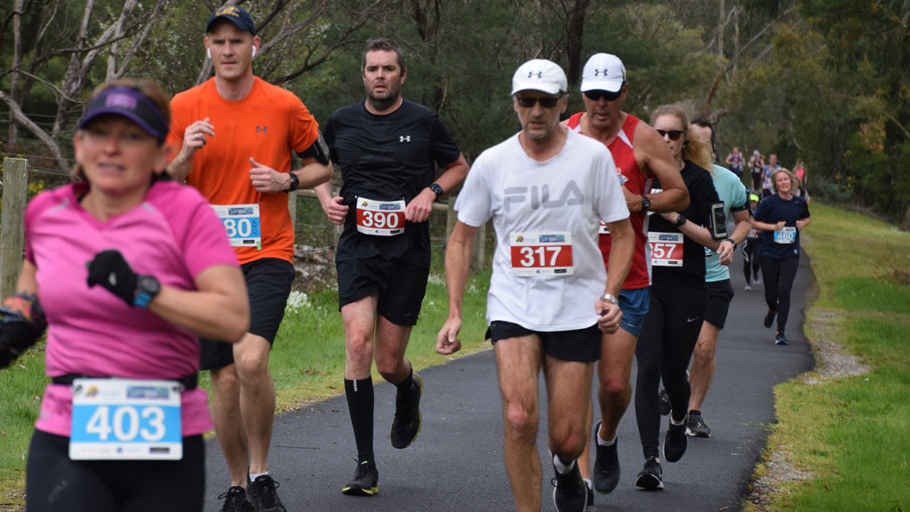 Run Maroondah 2018 Active Feet