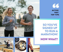 So you're running in the Melbourne Marathon Festival - now what?