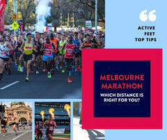 Melbourne Marathon – Which distance is right for you? This short guide will aim to give you some helpful tips to help make your decision easier when it comes time to picking one of the five distances and signing up.