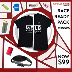 Melbourne Marathon Race Ready Pack