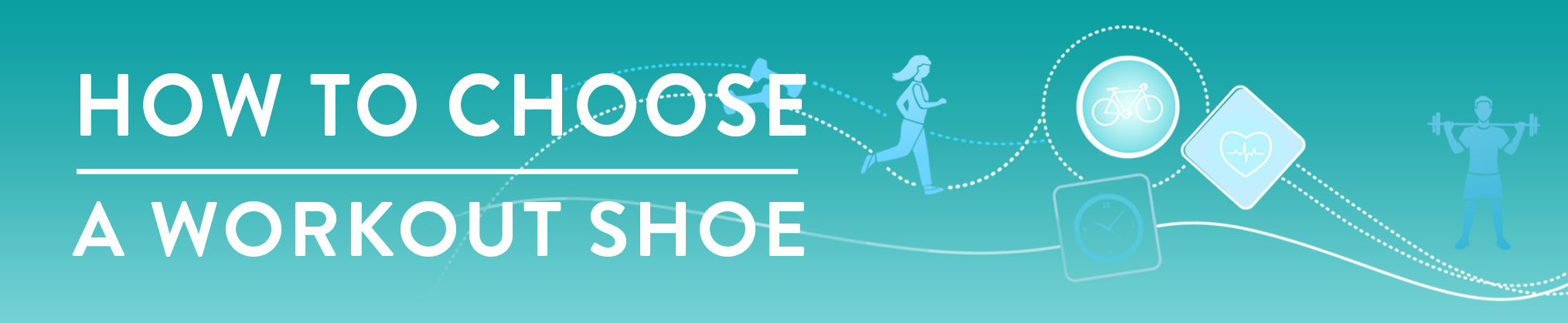 How to choose a workout shoe