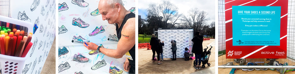 Melbourne Marathon 2019 Highlights Active Feet Expo