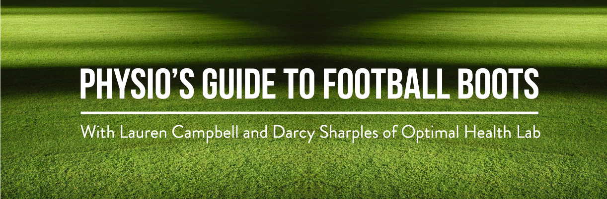 Physio's Guide to Football Boots
