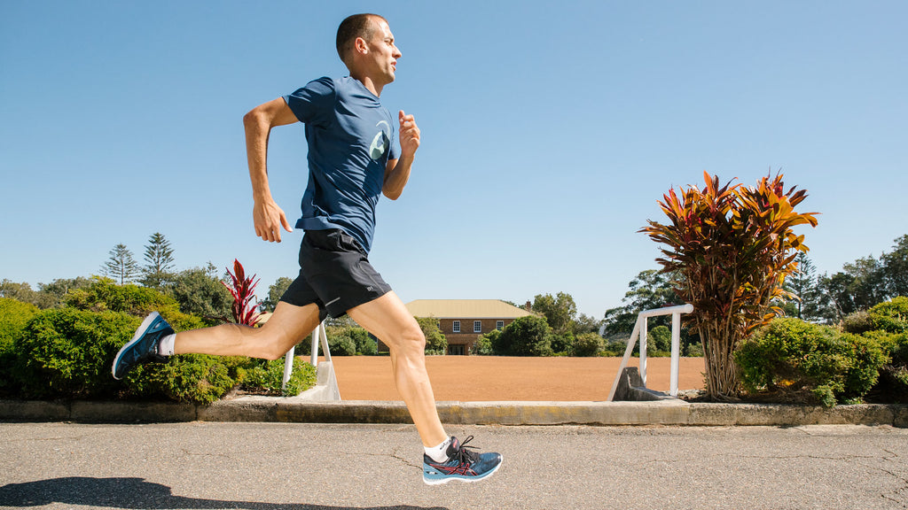 What to look for in a running shoe