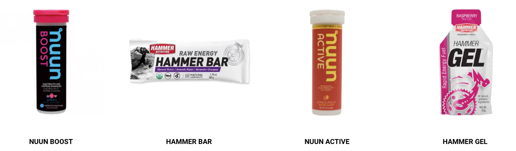 SHOP NUTRITION AND HYDRATION SUPPLEMENTS ON ACTIVE FEET