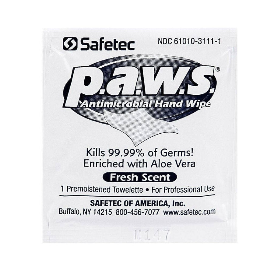P.A.W.S. Antimicrobial Wipes
