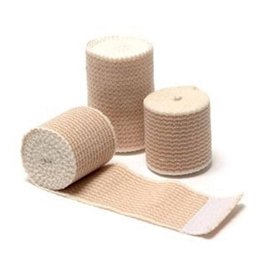 Elastic Bandage with Self-Closure