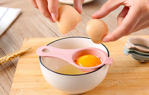 The Amazing Egg Yolk Separator