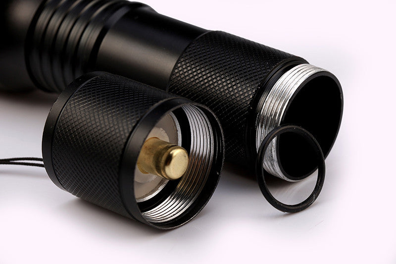 High Power Tactical Flashlight