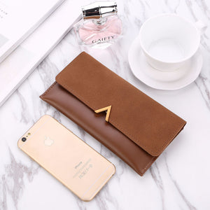 Signature Clutch Wallet