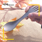 Titanium Hiking Spork