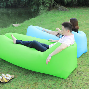 The Lazy Lounger - Ultra Portable Couch