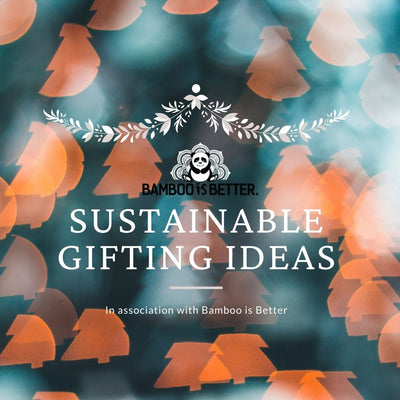 Sustainable Christmas Gift Ideas 🎄