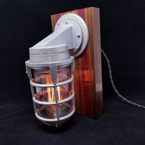 'The Vapor' Sconce Touch Lamp