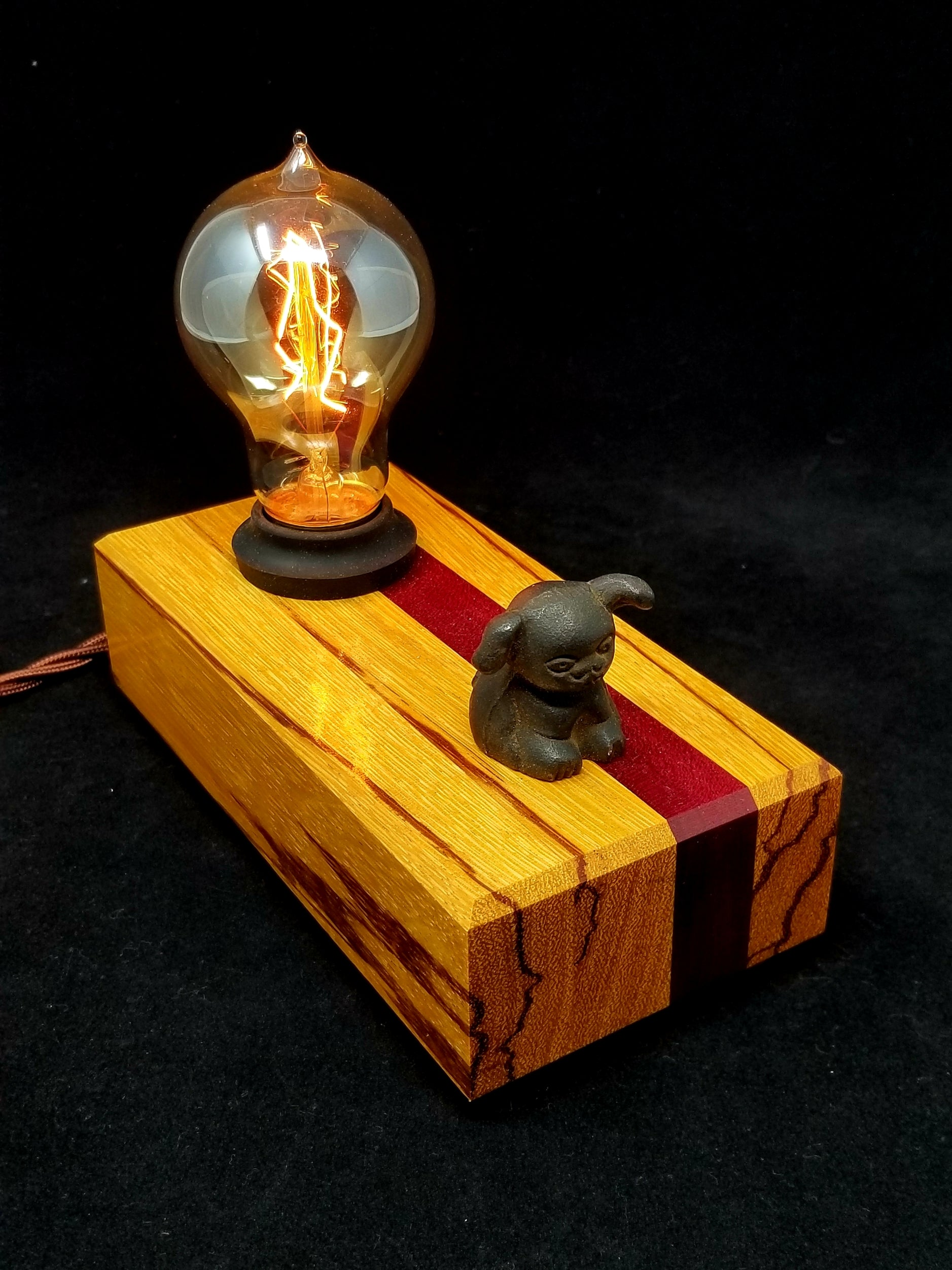 'Pete the Pup 2' Small Touch Lamp