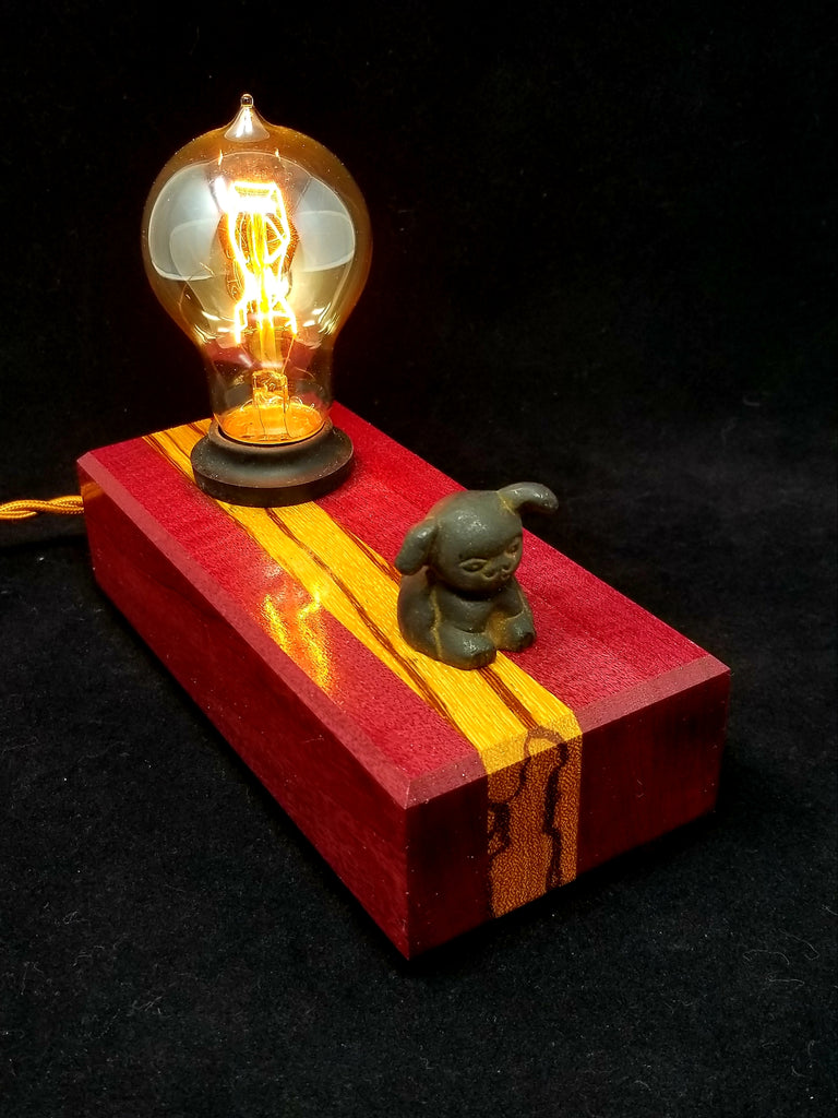 'Pete the Pup 1' Small Touch Lamp