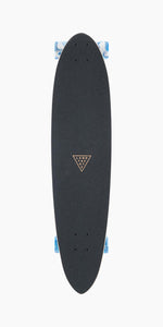 Landyachtz Super Chief Watercolor Pintail Longboard Complete Top