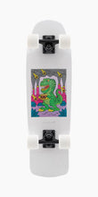 Landyachtz BK Burger King Kicktail Cruiser Long Board Complete