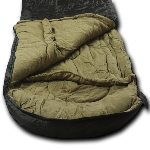 LoneWolf 0 Degree Oversized Premium Comfort Ripstop Sleeping Bag