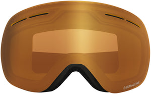 Dragon X1s Echo Photochromic Amber Goggle Front Lens View