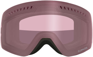 Dragon NFXs Echo Photochromic Light Rose Front Lens View