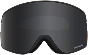 Dragon NFX2 Goggle Blake Paul Signature LL Dark Smoke Front Lens View