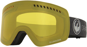 Dragon NFXs Echo Photochromic Yellow Profile View