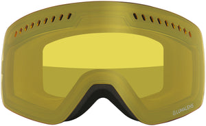 Dragon NFXs Echo Photochromic Yellow Front Lens View