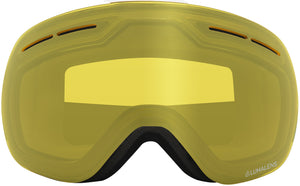 Dragon X1s Echo Photochromic Yellow Goggle Front Lens View