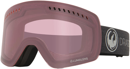 Dragon NFXs Echo Photochromic Light Rose Profile View