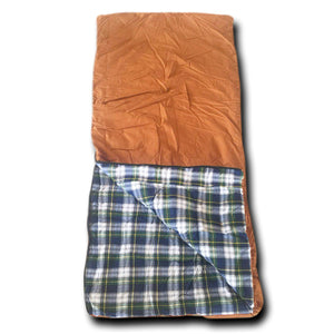 +20 Degree Classic Canvas Square Sleeping Bag