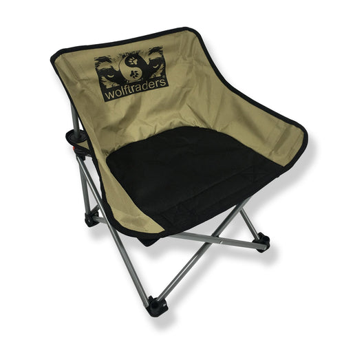 Wolftraders Lil'Wolf Micro Kids Camp Chair Main