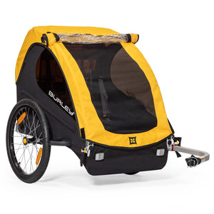 Burley Bee 1 or 2 Child Bicycle Trailer Only