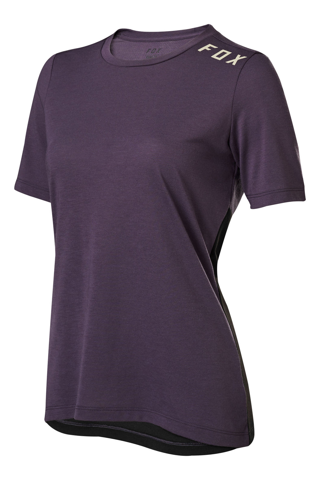 Fox Racing Womans Ranger Dri Release MTB Mountain Biking Jersey Dark Purple Front