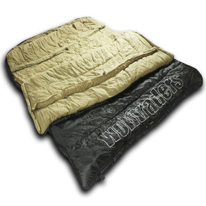 TwoWolves 20 Degree 2-Person Premium Comfort Ripstop Sleeping Bag