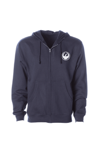 BAND TOGETHER FULL ZIP HOODIE F16 NAVY