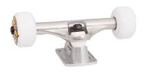 "8.25"" silver bullet trucks 53mm oj from concentrate wheels completer assembly back angle"