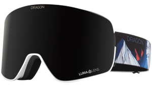 Dragon NFX2 Swift Lock Quick Change Ski Snowboard Goggles Chris Benchetler Midnight Main
